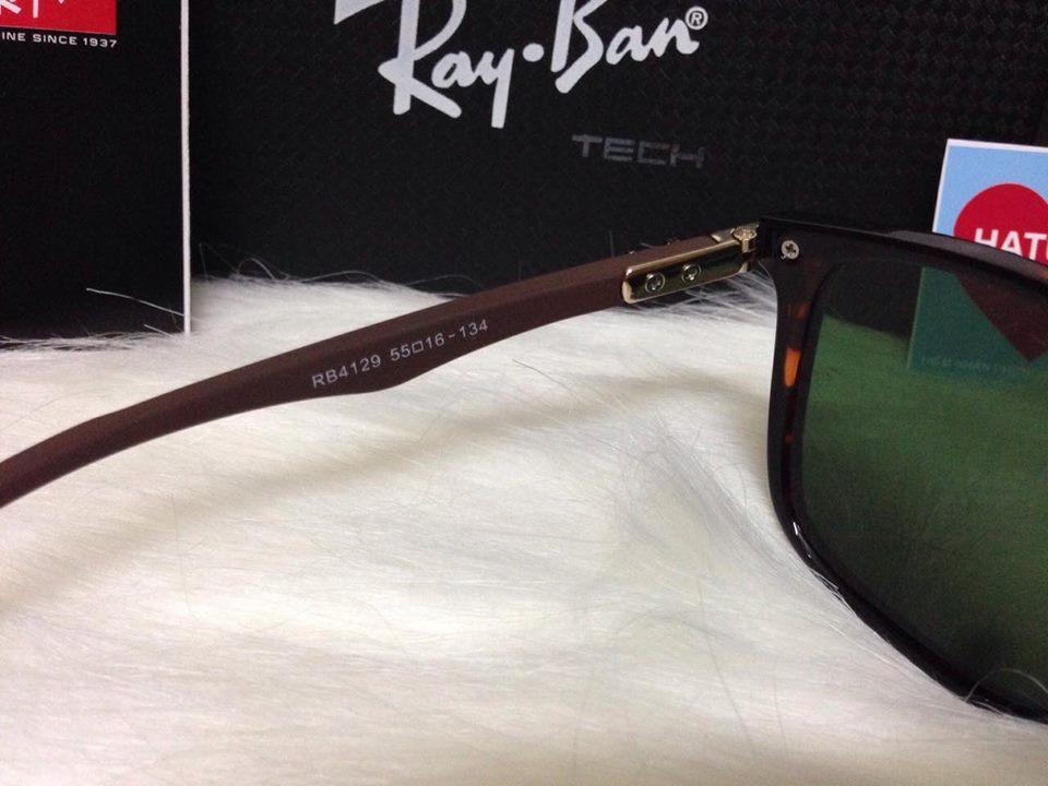 Kính râm cận Rayban - RB4129.5