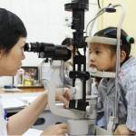 Kiểm tra thị lực về mắt